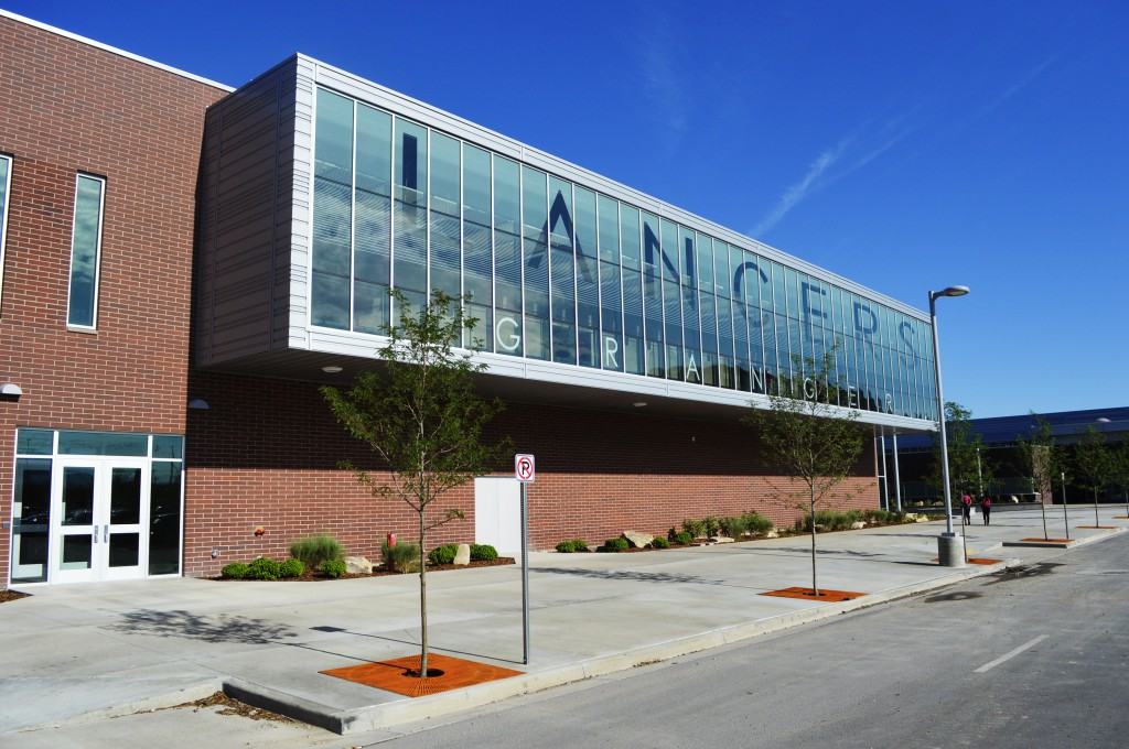 Photo of Granger High School