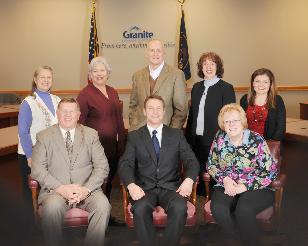 2015 Board Group Picture
