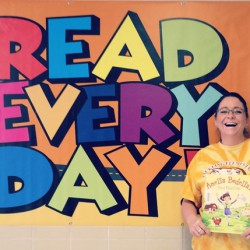Library Spotlight: Melanie Brock, Jackling Elementary School