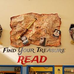 Library Spotlight: Warren Child, Cyprus High School
