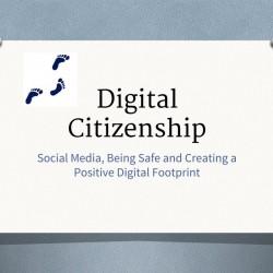#GraniteEdTech Digital Citizenship Week 2015