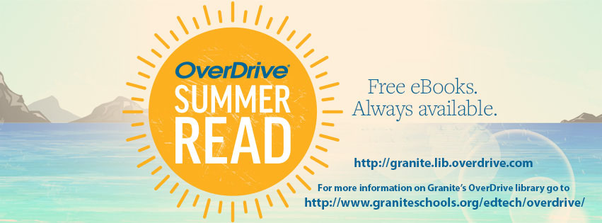 OverDrive Summer Read - Free eBooks Always Available