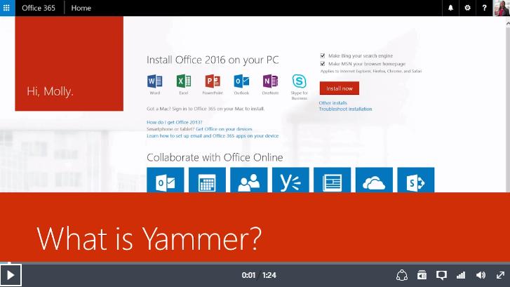 Yammer - Yammer office 365 integration ...