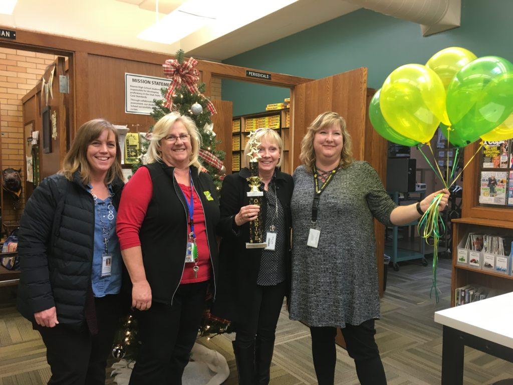Kearns High - Most Improved November 2017