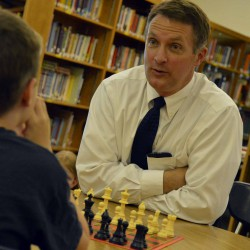 Superintendent Snapshot – Chess & Volunteers