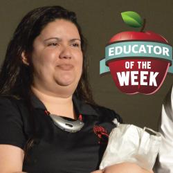 Educator of the Week – Keri Graybill