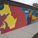 Granger mural
