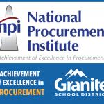 Granite logo and National Procurement Institute logo