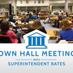 Town Hall Meeting Schedule – 2017-18