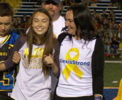 Cyprus High goes 'Gould' to support student diagnosed with rare cancer