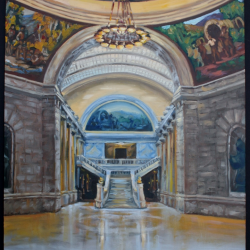 GSD artist wins 3rd place in Utah Senate Visual Arts Competition