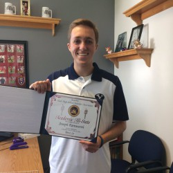Here are Granite's Academic All State recipients for spring sports