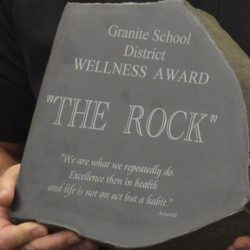 Transportation Department rolls to victory in district wellness challenge