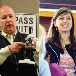 Two GSD educators among ten recipients of UEA Excellence in Teaching Awards