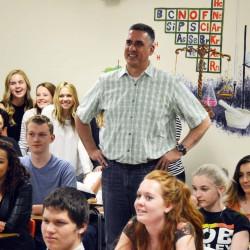 Cottonwood High chemistry teacher receives prestigious Huntsman Award