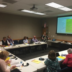Board Study Session Report – May 2016