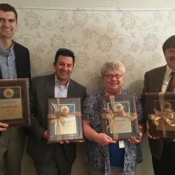 GASA selects Administrators of the Year