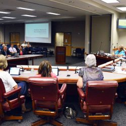 Board Meeting Report – August 2016