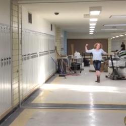 Educator Shout-out: West Lake teacher shoulders teaching team, pallets