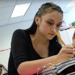 Granite Park is Utah's only National AVID Demonstration School