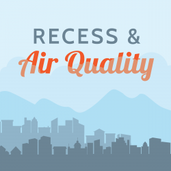Recess and air quality