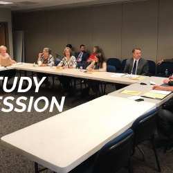 Board Report – March 2017 Study Session
