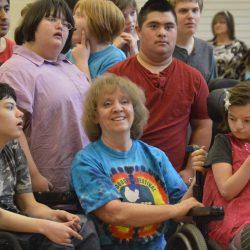 Hartvigsen teacher receives Huntsman Award for Excellence in Education
