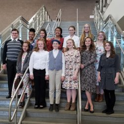Nine Kennedy Jr. High students heading to national History Day competition