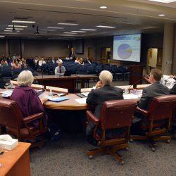 Board Report & Budget Hearing – June 2017